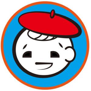 ベレー帽ぼうや