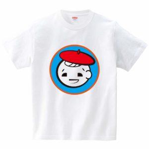 ベレー帽ぼうやTシャツ