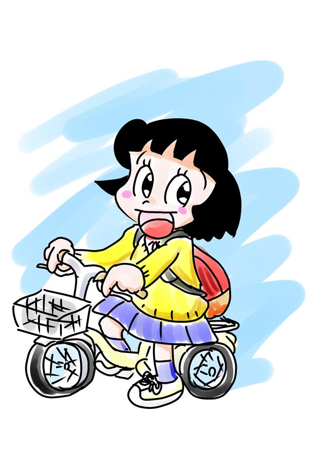 みよ自転車画像