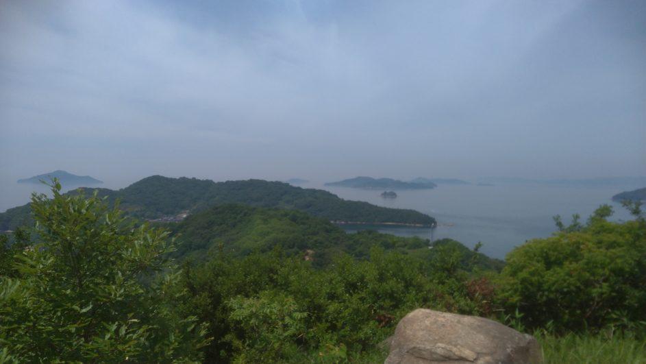 真鍋島展望台画像