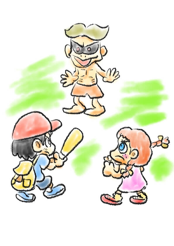 アシタモのMOTHERプレイ絵日記2021年7月24日
