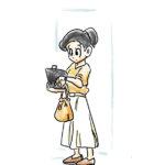 アシタモ絵日記2021年10月4日